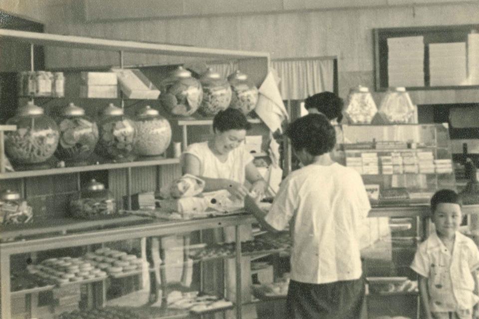 運平堂本店の歴史:昭和40年代