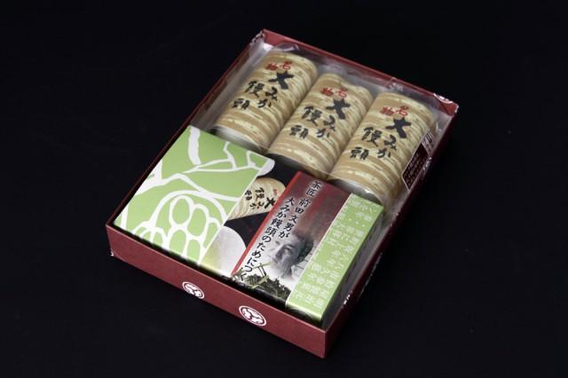 C-003 930円 大みか饅頭とお茶 大みか饅頭3P×1 煎茶 50g